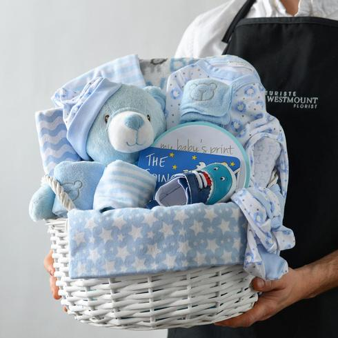Baby Boy Basket2