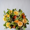Amber Hand-Tied Bouquet