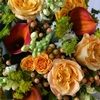 The Amber Fall Hand-Tied Bouquet