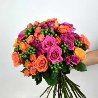 Harvard  Handtied Bouquet