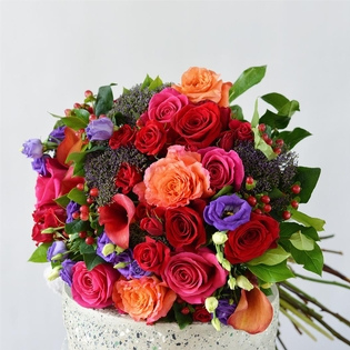 Roslyn Hand-tied Bouquet