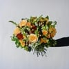 Le Bouquet Amber Hand-Tied