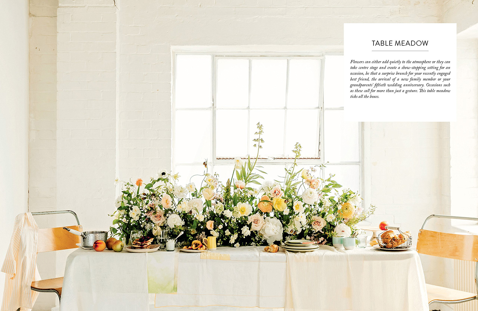 #2 flower coffee table book