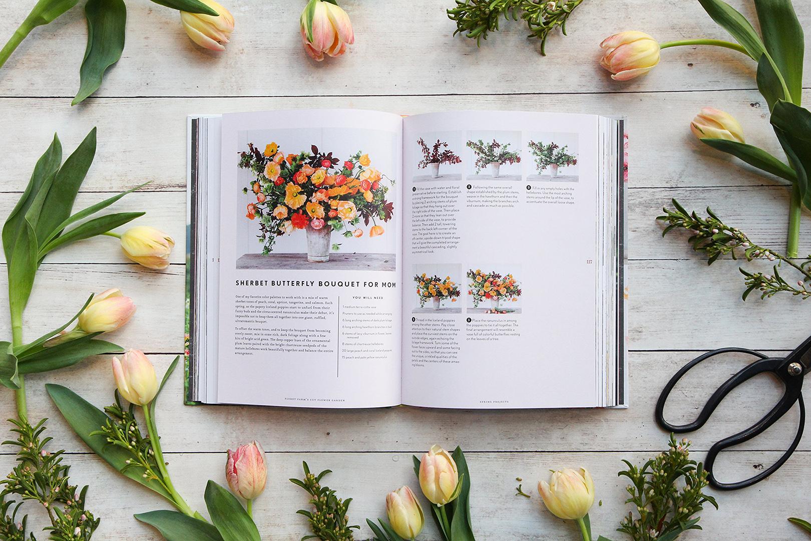 Floral book number 8